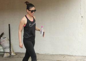Kareena Kapoor Gym Look