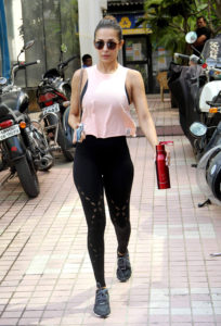 Malaika Arora Gym Look