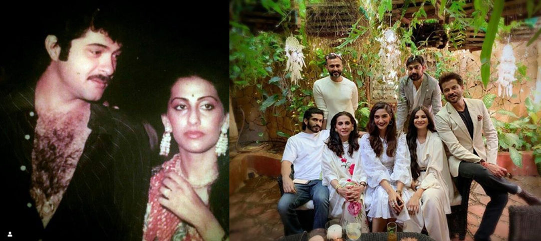 Anil Kapoor and Sunita Kapoor's love story and Sonam's adorable wish for her mother!