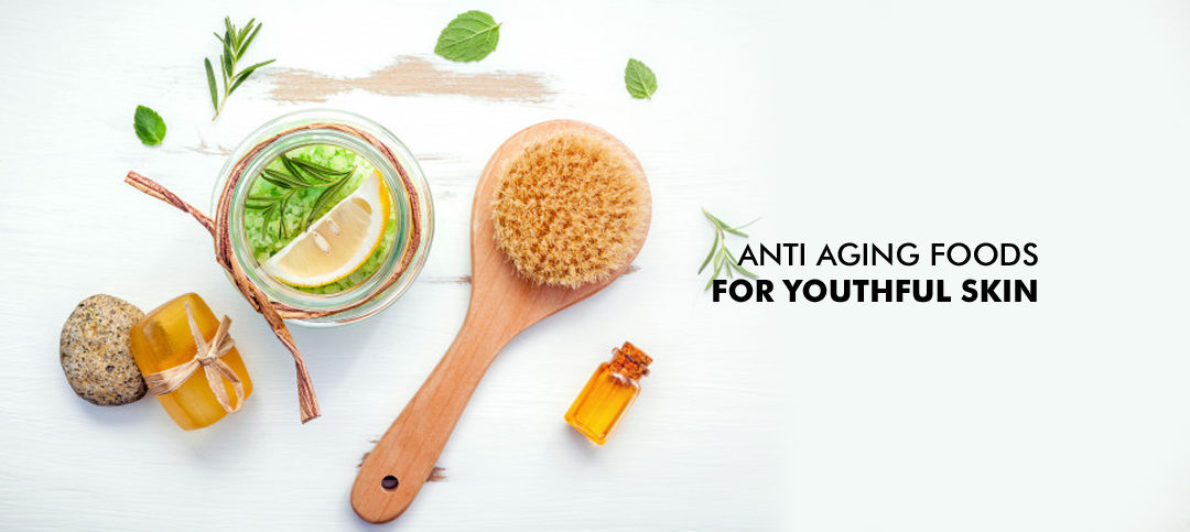 Best anti-aging foods for younger looking skin