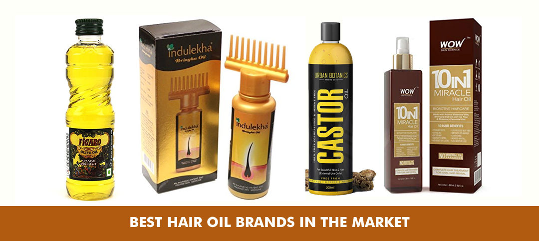 Best hair oil brand for hair growth and thickness