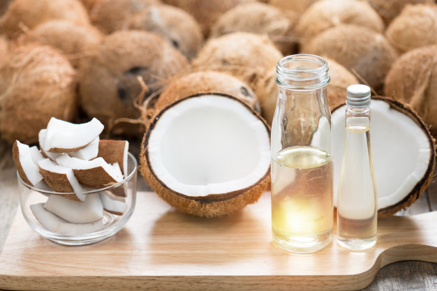 coconut oil benefits for hair and skin