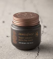 innisfree clay mask