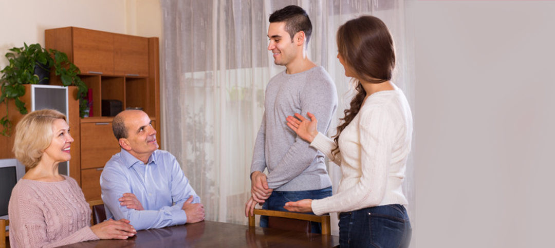 Things to take care of before meeting your Boyfriend's parents