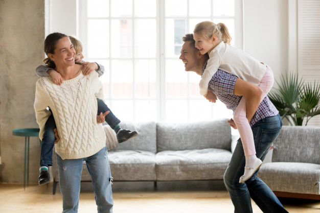 Positive Parenting discipline in kids