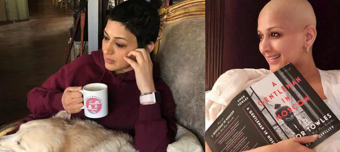 Sonali Bendre spoke about her Cancer story