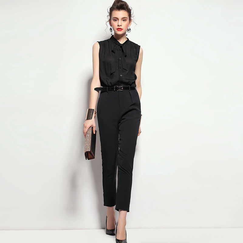 working women jumpsuit for office