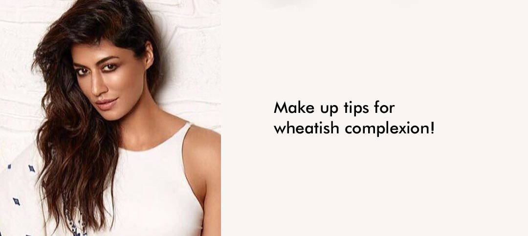 Makeup tips for Wheatish Complexion: Flaunt every look!