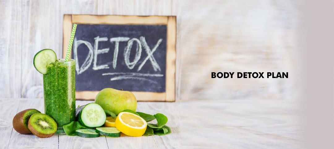Full Body Detox Plan: Get Healthy Naturally