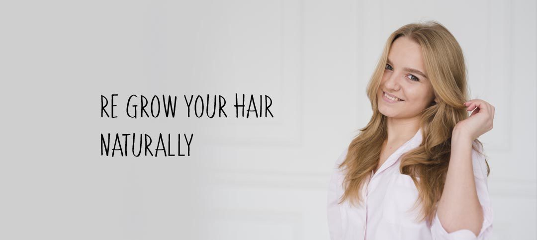 Regrow hair naturally in 3 weeks: Get healthy and shiny hair