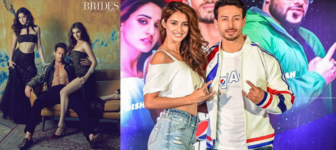 Disha Patani's reaction on Student of the Year 2 and Tiger Shroff's growing proximity with his co-star