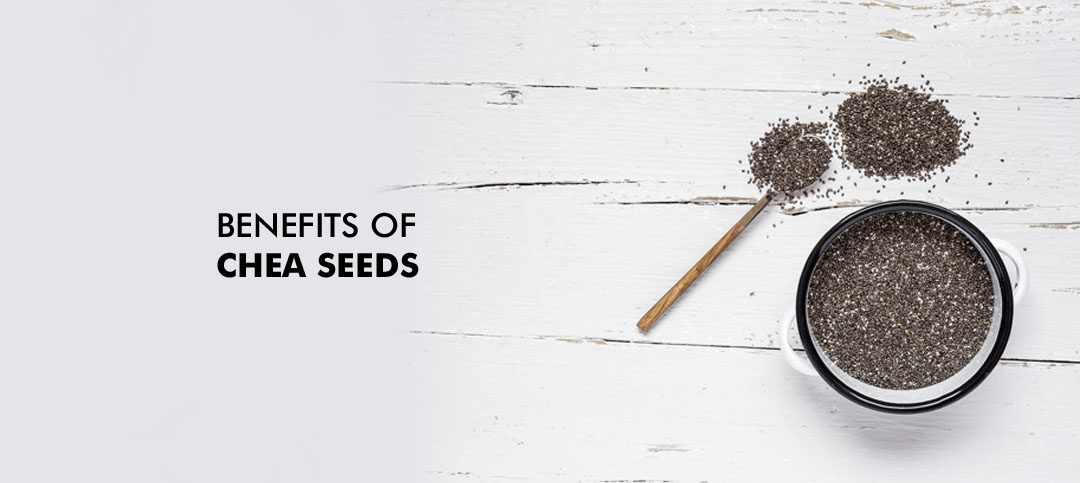 Health Benefits of Chia Seeds: How to Eat them
