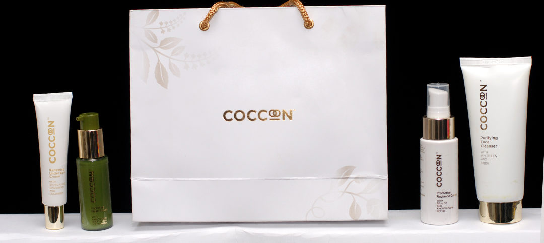 Pamper and Nourish your skin with Paraben-free products by Coccoon