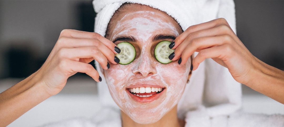 How to do facial at home with natural ingredients