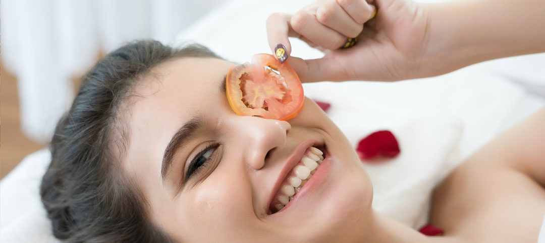 Using Tomatoes for Face everyday: DIY to a good skincare