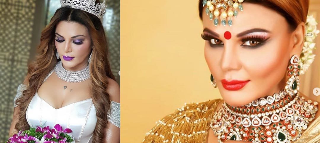 Rakhi Sawant got married to an NRI: Pictures Inside