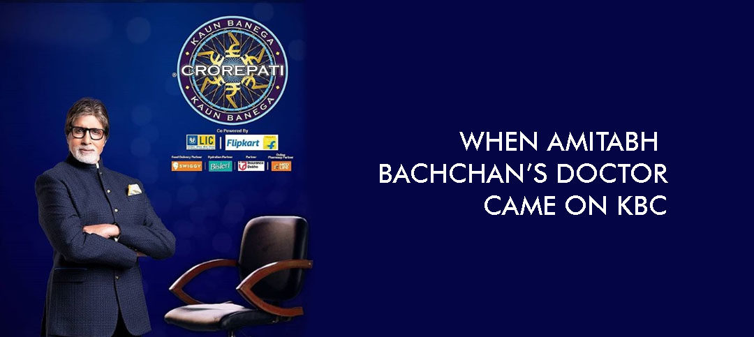Kaun Banega Crorepati: When Amitabh Bachchan's doctor came on the show