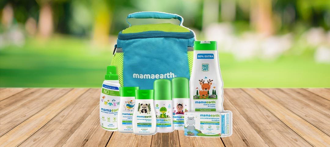 Top 5 Mamaearth Products for Babies and Moms