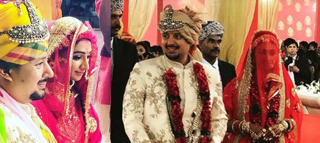 Mohena Singh's Royal Wedding: The actress made a stunning bride