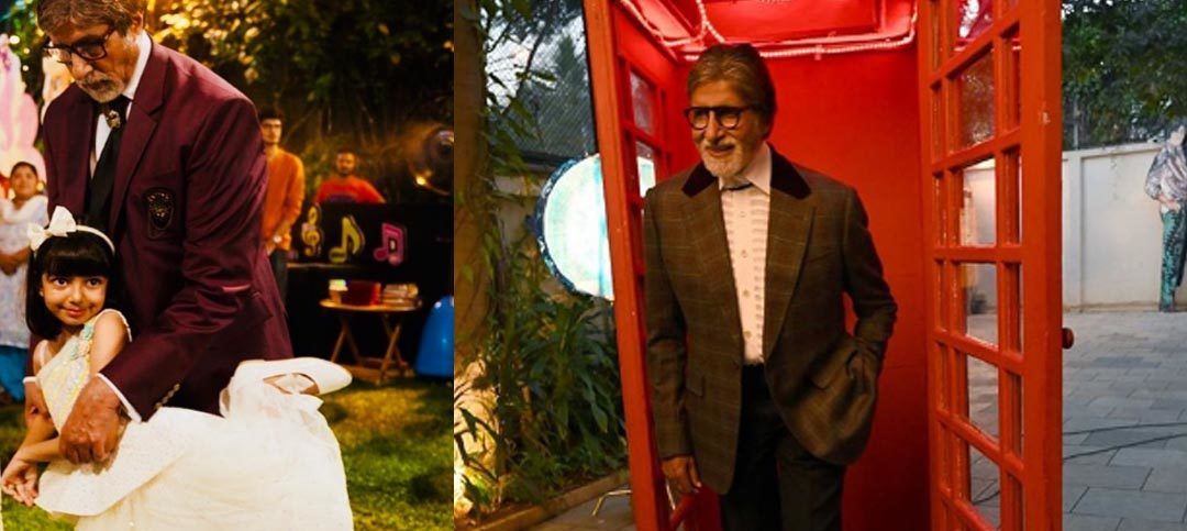 Amitabh Bachchan Blog: The Superstar pours his heart out in words