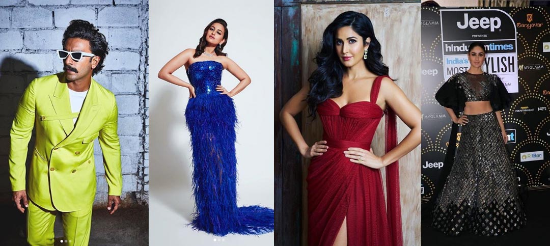 Who wore what at the HT Style awards 2019