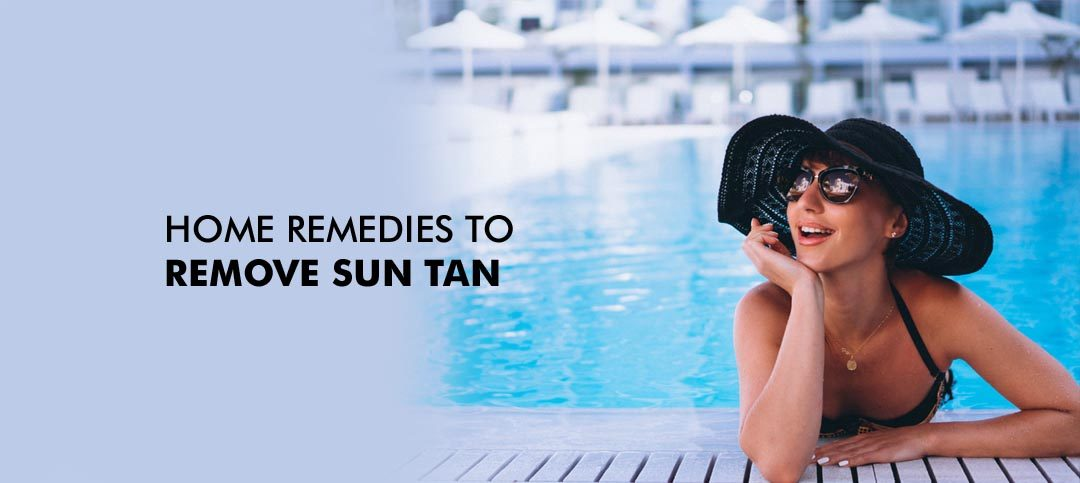 Home remedies to remove tan in summers: Brighten up your skin