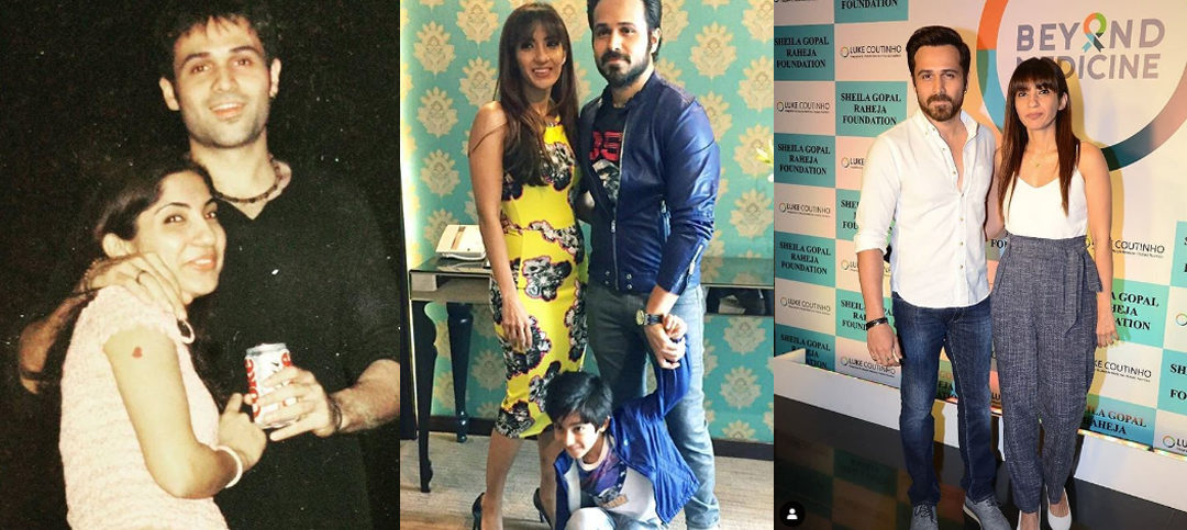 The love story of Emraan Hashmi and his Wife Parveen Shahani
