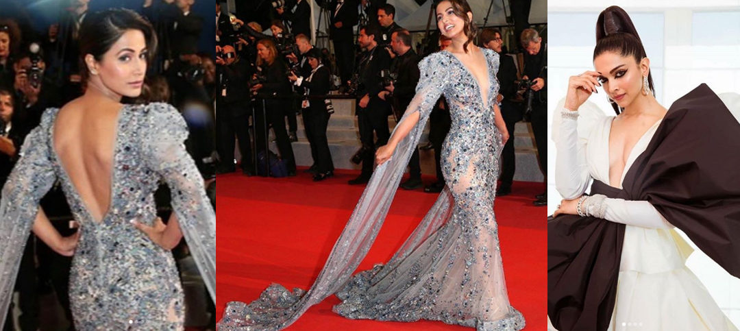 Deepika Padukone to Hina Khan: How Bollywood dazzled in Cannes 2019