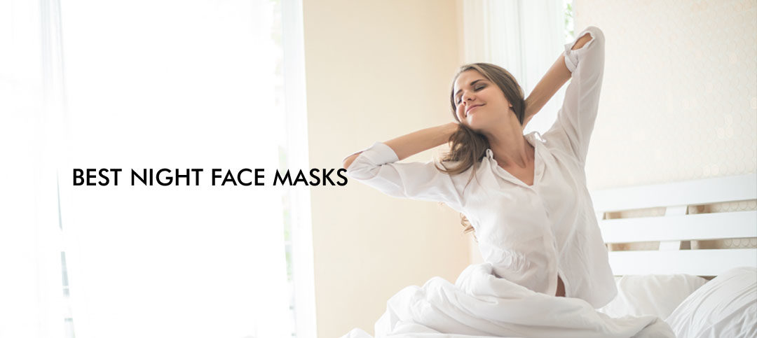 Best Night Face Pack for Glowing Skin: Overnight Masks