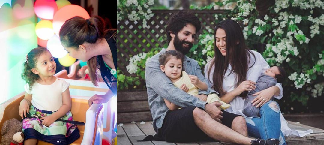 When Misha Kapoor failed to recognize father Shahid Kapoor