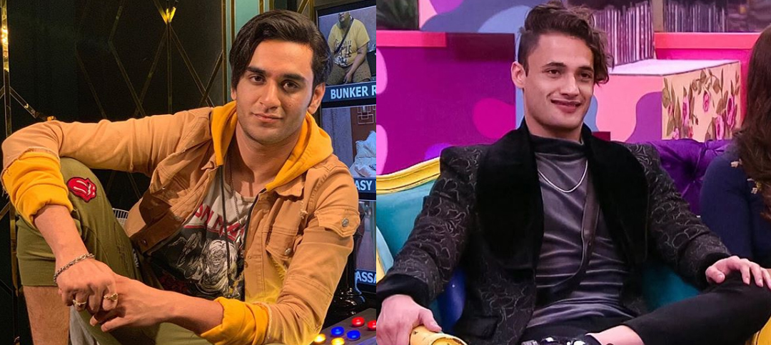 Asim Riaz's brother lashed out at Vikas Gupta for talking about his Brother's love life