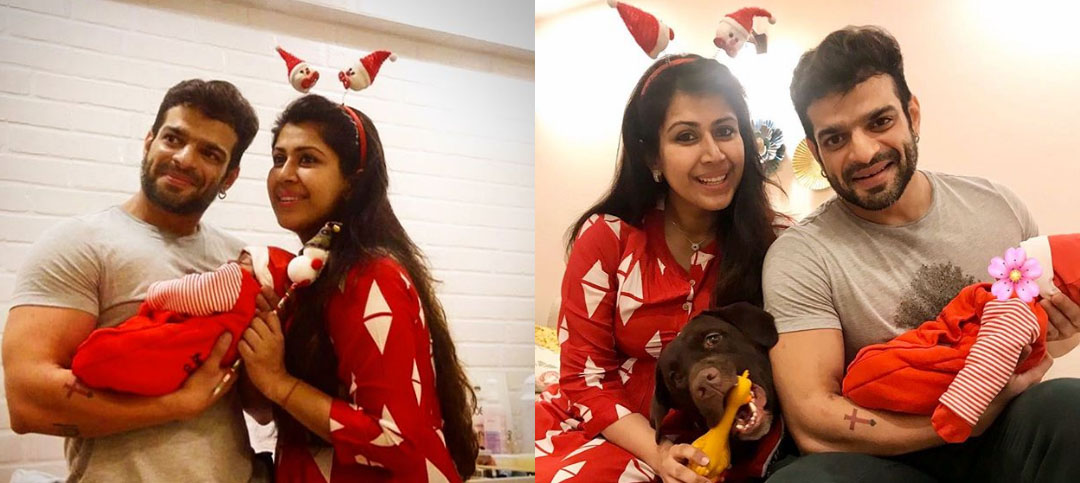 Karan Patel and Ankita Bhargava Blessed with a Baby Girl