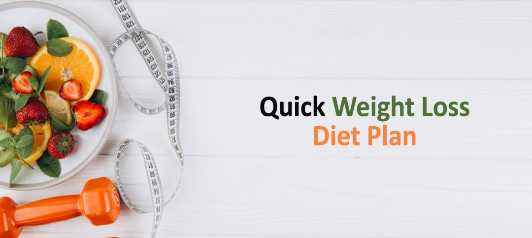 Quick Weight Loss Diet Plan for Winters